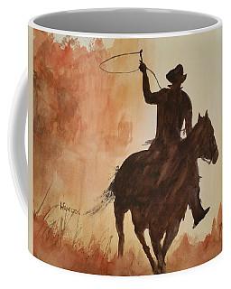 Cowboy Hero Coffee Mug