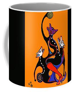 Coyote Moon  Coffee Mug