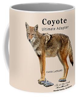 Coyote Ultimate Adaptor Coffee Mug