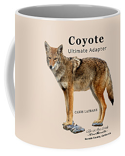 Coyote Ultimate Adaptor Coffee Mug
