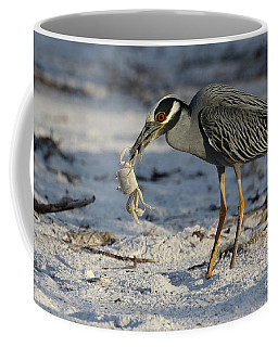 Crab For Breakfast Coffee Mug