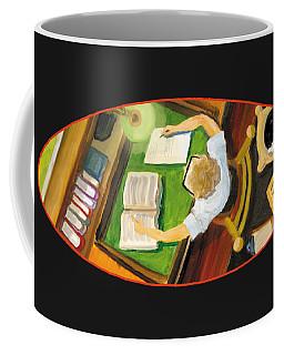 Crack'n The Books Coffee Mug