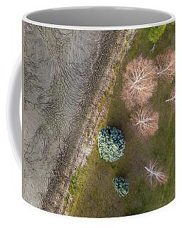 Cracks On Mud Coffee Mug