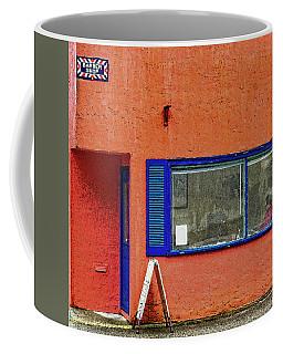 Cranberry Barber Shop Coffee Mug