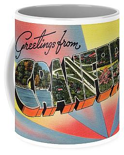 Cranford Greetings Coffee Mug