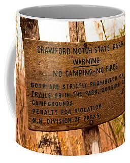 Crawford Notch Coffee Mug