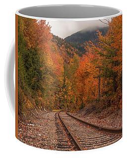 Crawford Notch Scenic Railway Autumn Coffee Mug
