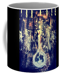 Coffee Mug featuring the painting Creatrix by 'REA' Gallery