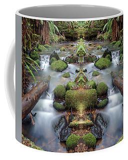 Creek Diamonds #1n Coffee Mug