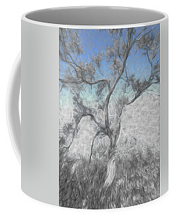 Creeping Up Coffee Mug