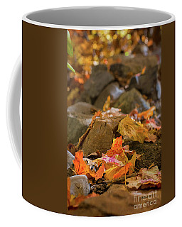 Crisp Days Of Fall Coffee Mug
