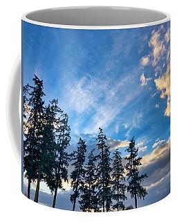 Crisp Skies Coffee Mug