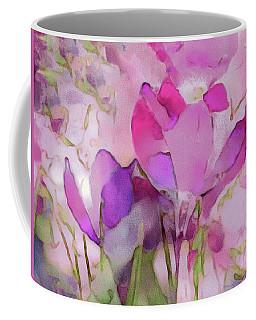Crocus So Pink Coffee Mug