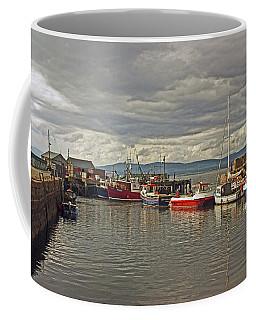 Cromarty. The Harbour. Coffee Mug