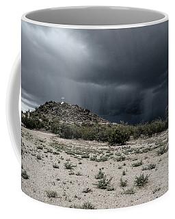 Cross On A Hill Coffee Mug