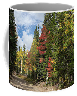 Coffee Mug featuring the photograph Cruising Colorado by James BO Insogna