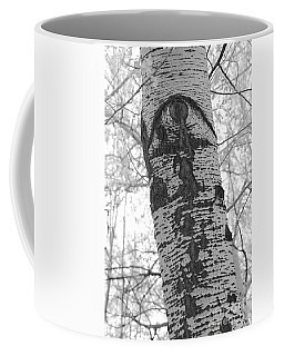 Crying Poplar Coffee Mug