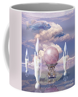 Crystal Ball Coffee Mug