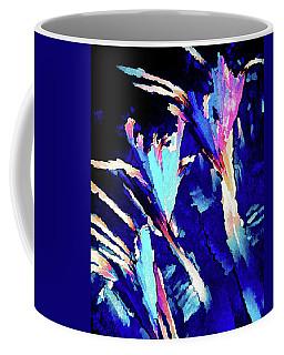 Crystal C Abstract Coffee Mug