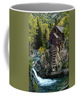 Crystal Mill Coffee Mug