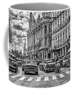 Cuba Traffic Coffee Mug