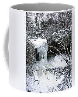 Cucumber In Winter Coffee Mug
