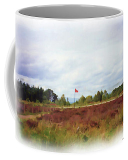 Culloden Battlefield Painting Coffee Mug