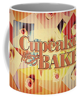 Cupcake Bake 1958 Coffee Mug