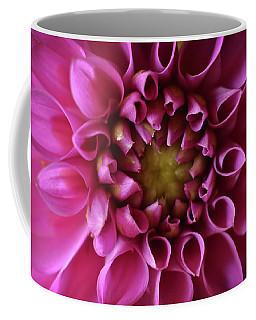 Curled Up Coffee Mug