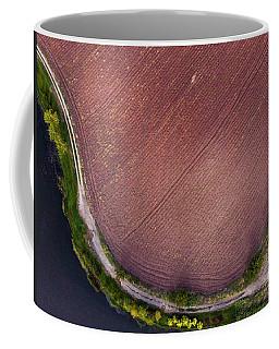 Curved Pathway Coffee Mug