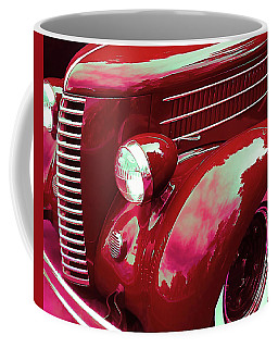 Custom 1936 Ford Nash Grill Coffee Mug