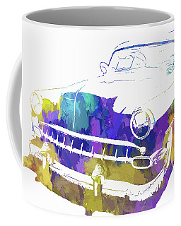 Custom 1954 Chevy Abs Inv Coffee Mug
