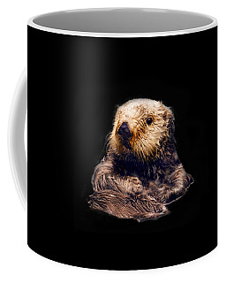 Cute Sea Otter Coffee Mug
