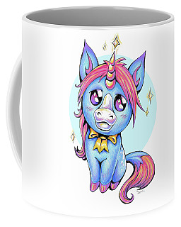 Cute Unicorn I Coffee Mug