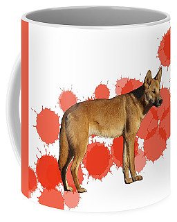 D Is For Dingo Coffee Mug