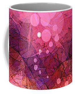 Coffee Mug featuring the painting Da3 Da3467 by Arttantra