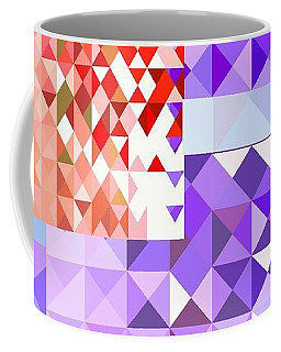 Coffee Mug featuring the painting Da9 Da9473 by Arttantra