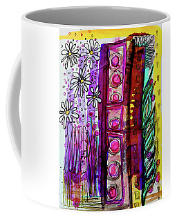 Daisy Field Coffee Mug