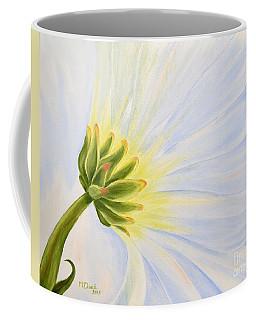 Daisy In The Wind Coffee Mug