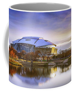 Dallas Cowboys Stadium Arlington Texas Coffee Mug