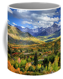 Dallas Divide  Coffee Mug