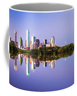 Dallas Texas Houston Street Bridge Coffee Mug