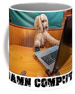 Damn Computer Coffee Mug