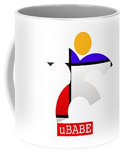 Dance De Stijl Coffee Mug