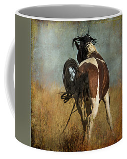 Coffee Mug featuring the photograph Dance by Mary Hone