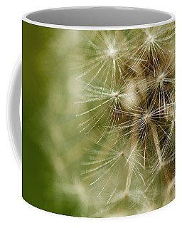 Dandelion Puff Ball Coffee Mug
