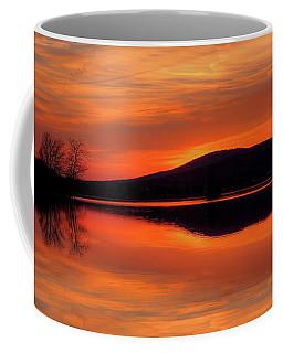 Dan's Sunset Coffee Mug