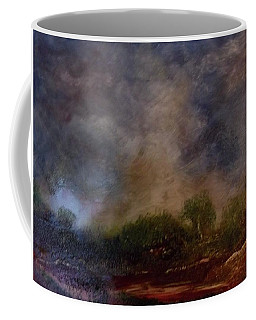Dark Afternoon Coffee Mug