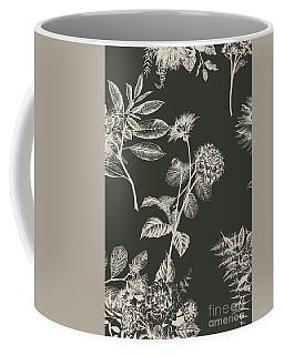 Dark Botanics  Coffee Mug