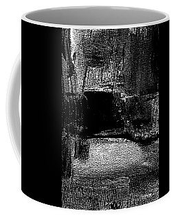 Coffee Mug featuring the photograph Dark Place Now -dedicated  by VIVA Anderson